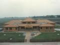 Luftbild Kindergarten Eingang | KLICK = Foto vergrößern