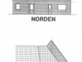 Ansichten Norden und Osten | KLICK = Foto vergrößern