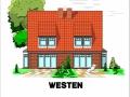 Ansicht Westen