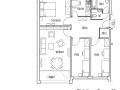 Wohnung 45 2. Obergeschoss | KLICK = Foto vergrößern
