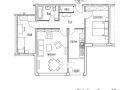 Wohnung 32 2. Obergeschoss | KLICK = Foto vergrößern