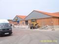 2008 Giebel im Bau | KLICK = Foto vergrößern