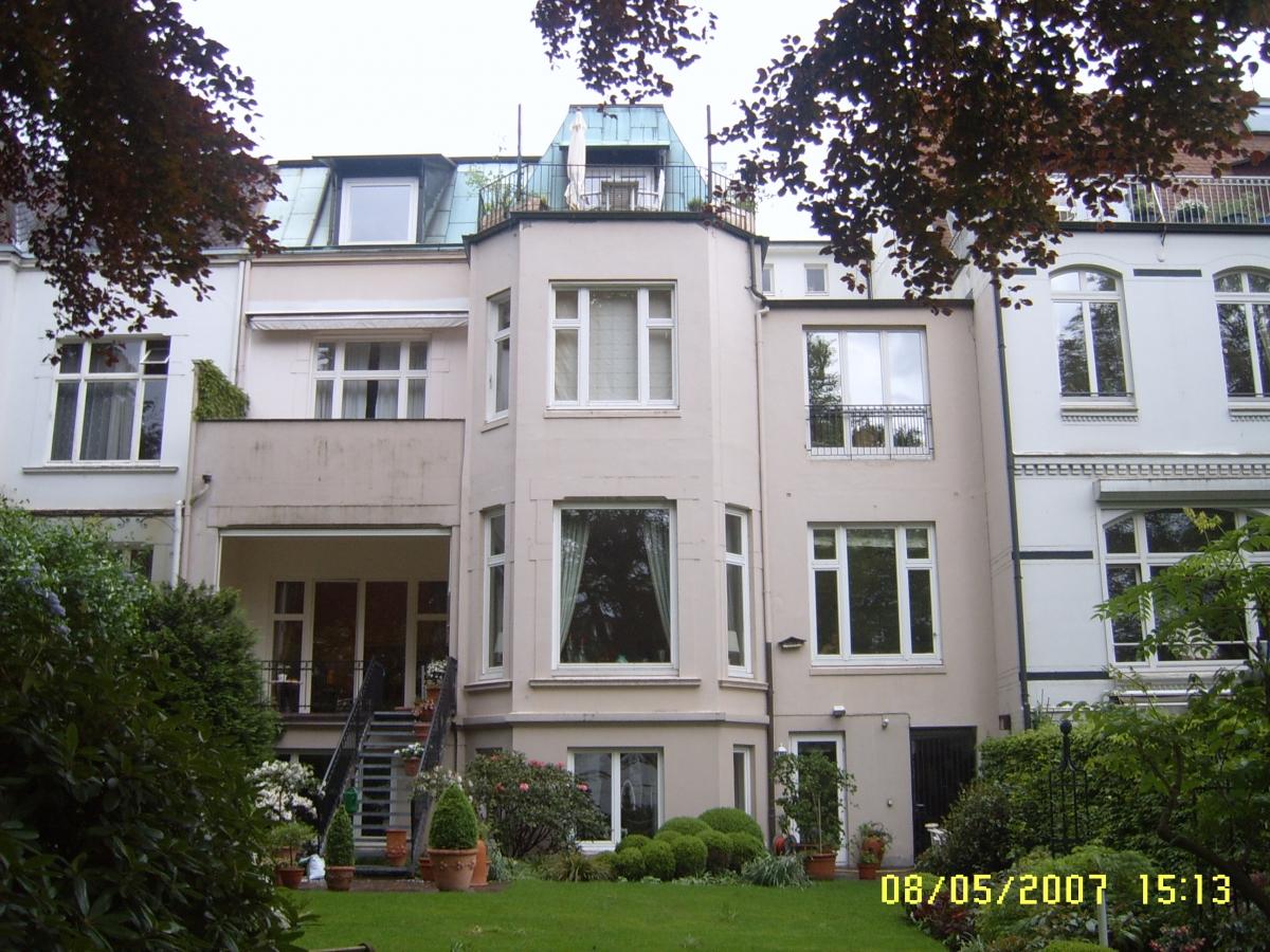 2007 22301 hamburg agnesstra e 42 architekturb ro hamburg margitta baras architektin. Black Bedroom Furniture Sets. Home Design Ideas