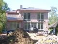 2008 Bauphase Rückseite| KLICK = Foto vergrößern