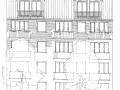 Ansichtszeichnung Gartenseite | KLICK = Foto vergrößern