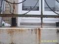 Fassade Geländer, Balkon vor Sanierung | KLICK = Foto vergrößern