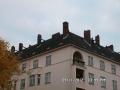 Ecke Gorch-Fock-Straße  10, Hohe Weide 30 vor Ausbau | KLICK = Foto vergrößern
