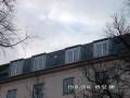 Ansicht Gauben Straßenseite | KLICK = Foto vergrößern