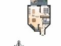 Wohnung 2 Erdgeschoss Mitte | KLICK = Foto vergrößern