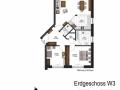 Wohnung 3, Erdgeschoss | KLICK = Foto vergrößern