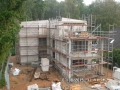 August 2019 Haus B im Bau |KLICK = Foto vergrößern