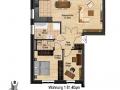 Whg 1 WG Haus A | KLICK = Foto vergrößern