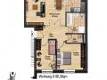 Whg 8 EG Haus B | KLICK = Foto vergrößern