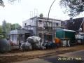 2011 Bauphase - Einbau Wärmedämmverbundsystem | KLICK = Foto vergrößern